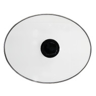 Hamilton Beach Slow Cooker Lid Oval Glass 33167 6 qt