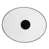 Hamilton Beach Slow Cooker Lid Oval Glass 33463 6 qt
