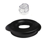 Oster Osterizer Blender Lid With Insert Round Black