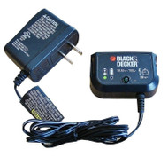 Black and Decker Battery Charger for Trimmers and Edgers 90513708