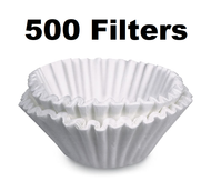 Paper coffee filters for Bunn home coffeemakers, 500 count