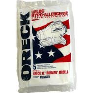 Genuine Oreck XL Ironman Vacuum Bags No. PKIM765 Package of 5 Bags