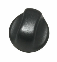 Range Hood Black Knob for Broan, AP5617096, S600348