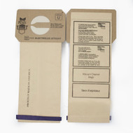 DVC Micro-Lined Paper Replacement Bags Style U Fit Electrolux Discovery I, II, III - 12 Bags