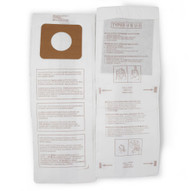 DVC Micro-Lined Paper Replacement Bags Style U, U-3, and U-6 Fit Panasonic Models MC-V5100, 5200, 5300, 5500, 6200, 6300, 6600, 6700, 6800, 6900 - 3 Bags