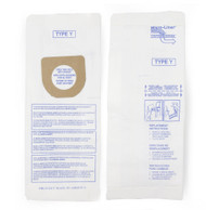 DVC Micro-Lined Paper Replacement Bags Style Y Fit Hoover Windtunnel and Tempo Upright Models - 30 Bags