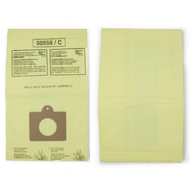 DVC Micro-Lined Paper Replacement Bags Type C, Q, 5055, 50557, 50558 Fit Kenmore Canister Models - 10 Bags