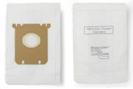 DVC Micro-Lined Paper Replacement Bags Fit Eureka, Electrolux, Sanitaire Style OX, Style S, 61230F - 8 Bags
