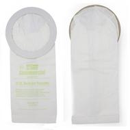 DVC Micro-Lined Paper Replacement Bags Style QT Fit ProTeam CoachVac, Super CoachVac, MegaVac, LineVac - 10 Bags