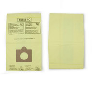 DVC Micro-Lined Paper Replacement Bags Type C, Q, 5055, 50557, 50558 Fit Kenmore Canister Models - 9 Bags