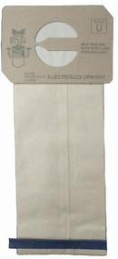 DVC Micro-Lined Paper Replacement Bags Style U Fit Electrolux Discovery I, II, III - 100 Bags