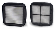DVC Micro-Lined Replacement Filters 203-7416 Fit Bissell 27K6, 33A1, 33A1B, 33A1W, 35V4, 35V4A, 35V4C, 35V4M, 47R5, 47R51, 47R5A, 47R5B, 47R5D, 47R5L Hand Vacuums - 1 Filter