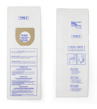 DVC Micro-Lined Paper Replacement Bags Type Z Fit Hoover TurboPower, Power Drive, Dimension, Dirt FINDER, AutoDrive, PowerMax, Breathe Easy, and Caddy Vac - 10 Bags