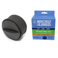 DVC Micro-Lined Replacement Filter 203-7913 fits Bissell Upright Vacuums - 1 Filter