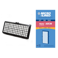 DVC Micro-Lined Replacement Filter 4854916 Miele AH30 S300/S600 Canister Vacuum HEPA - 1 Filter