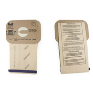 DVC Paper Replacement Bags Style C Fit Electrolux Canister Models - 100 Bags