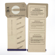 DVC Paper Replacement Bags Style U Fit Electrolux Discovery I, II, III - 100 Bags