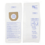 DVC Micro-Lined Paper Replacement Bags Style Y Fit Hoover Windtunnel and Tempo Upright Models - 3 Bags