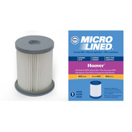 DVC Micro-Lined Replacement Dust Cup Filter 59157055 Hoover Elite Rewind Vacuum HEPA - 1 Filter