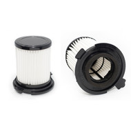 DVC Replacement Dust Cup Filter 3-KD1680-000 Royal/Dirt Devil F12 Vision Canister Vacuum  - 1 Filter