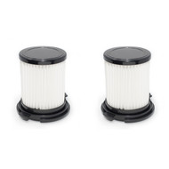 DVC Replacement Dust Cup Filter 3-KD1680-000 Royal/Dirt Devil F12 Vision Canister Vacuum  - 2 Filters