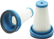 EFP Vacuum Filter for SVF11 Pleated 2-in-1 Cordless Stick Vac Dirt Cup Filters - 2 PACK
