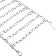 MTD 490-241-0023 Pack of 2 Lawn Tractor Rear Tire Chains Genuine
