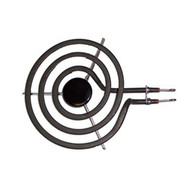 Universal SP12YA Stove Plug-In Surface Element 6 Inch Black 3 Coils