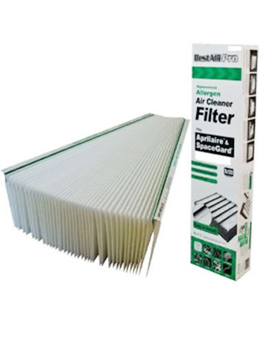 Space Gard Aprilaire 2400 Furnace Filter Media Replacement