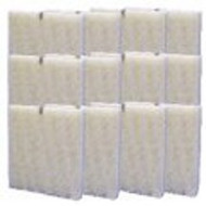 Aprilaire Humidifier Filter Model 10 High Output Wick 12 Pack