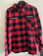 Brand New Blokesworld Flanno- High Quality comes with Free Stickers and Free Postage