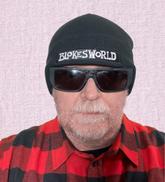 Blokesworld Beanie - Black