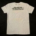 The Blokesworld Burger Shirt - Back