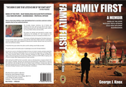 """Family First""  Novel By George J Knox (Camera 83) 400 pages"