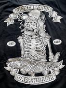 Carp Killer T shirt (Limited Run)