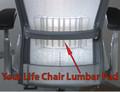 Lumbar Pad for Knoll Life Chair