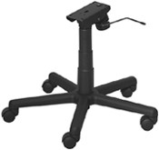 Ergon Bottom Half of Office Chair