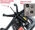 Gas Cylinder Universal Bearing Kit Replacement