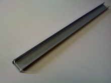 Allsteel Replacement Front to Back File Bar Rail Conversion Bar
