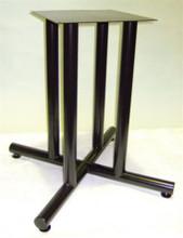 Quad Base Table Leg Frame