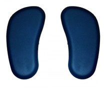 Haworth Improv Soft Vinyl Replacement Flipper Arm Pads Clone non OEM