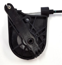 Actuator Assembly Height Adjustment Control for Aeron Chairs