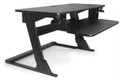 Sit or Stand Adjustable Desk Top