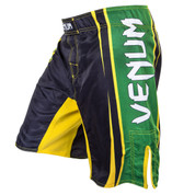 Venum All Sports Fight Shorts - Brazil Edition