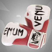 Venum Red Devil 2.0 Boxing Gloves - Skintex Leather