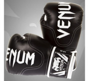 Venum Black Line Boxing Gloves