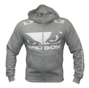 Bad Boy Walk-in Hoodie Heather Grey