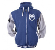 Venum All Sports Hoody - Zip Up Hoodie - Blue