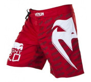 Venum Light 2.0 MMA Fight Shorts - Red