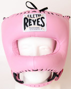 Cleto Reyes Redesigned  Headgear Facesaver w/ Nylon Bar - Pink